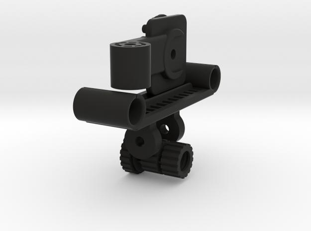 BASE15100PADSTA in Black Natural Versatile Plastic