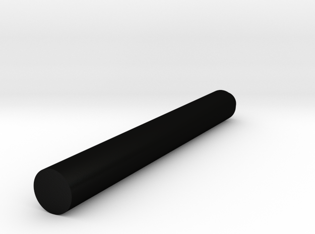 pen in Matte Black Steel