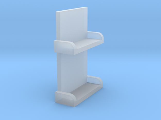 NWR Series 1 Step Ladder in Smoothest Fine Detail Plastic