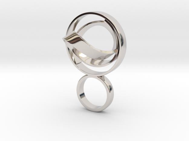 Fjjoito - Bjou Designs in Rhodium Plated Brass