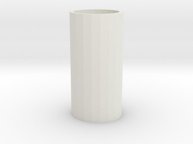 Umbrella home in White Natural Versatile Plastic