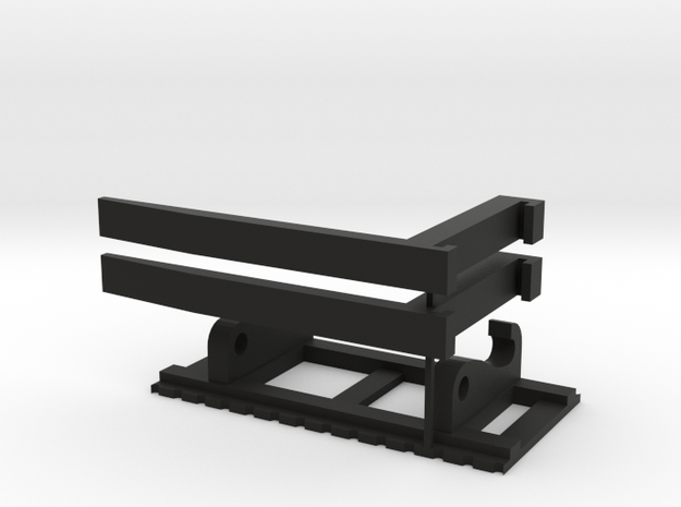 Palletvork Klein L50F in Black Natural Versatile Plastic