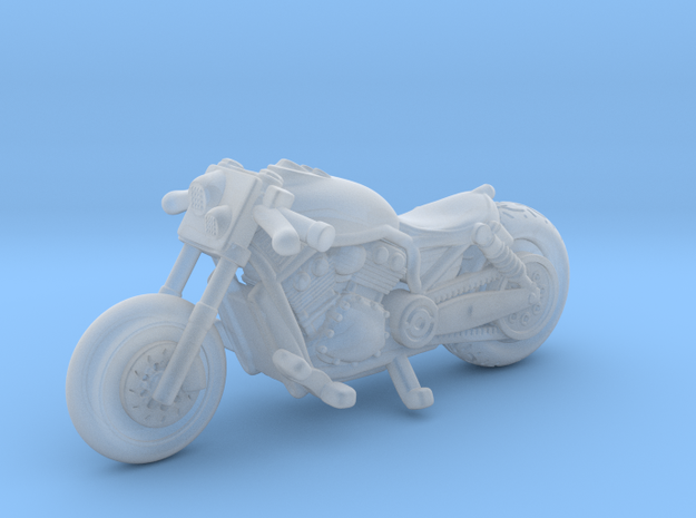 Harley Davidson V-Rod Bobber  1:87 HO in Smooth Fine Detail Plastic
