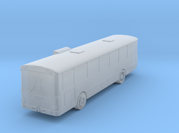 Stadtbus / City Bus (TT, 1:120) in Smooth Fine Detail Plastic