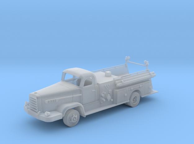 FWD Auto Company F 722 Engine 1-87 HO Scale