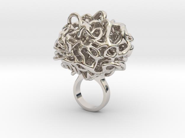 Ratreco - Bjou Designs in Rhodium Plated Brass