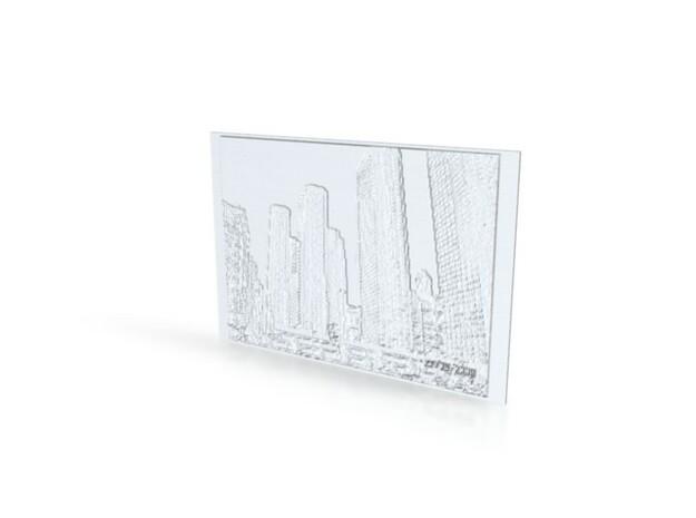 Shapeways Stamp maker 3d printed
