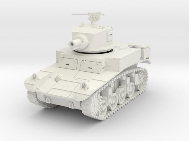 PV197D M3A1 Satan Flame Tank (1/35) in White Natural Versatile Plastic
