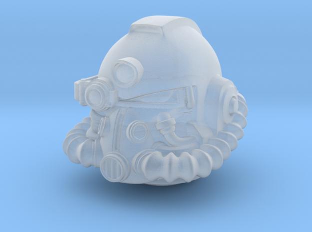 mk51 helmet in Smooth Fine Detail Plastic