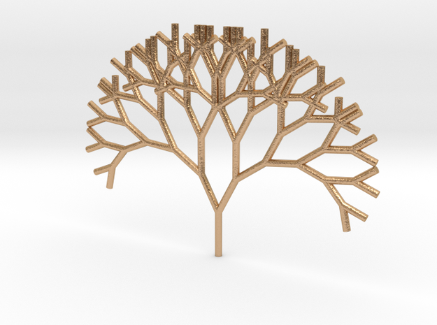 Tree1 in Natural Bronze