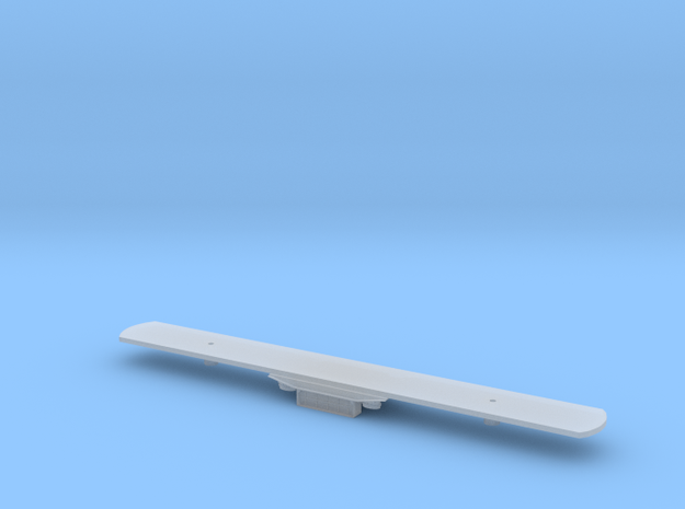 LMS 10000 Chassis in Smooth Fine Detail Plastic