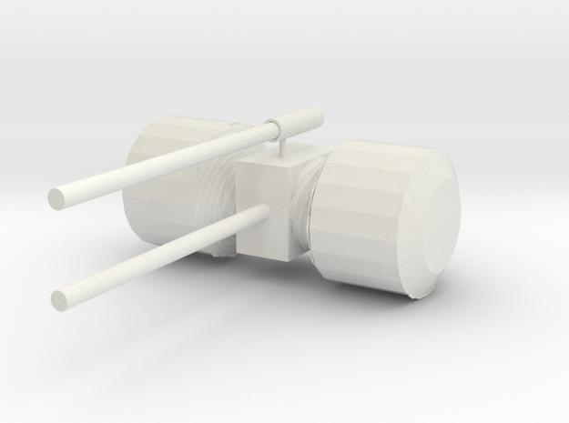 solarus hammer (full) in White Natural Versatile Plastic