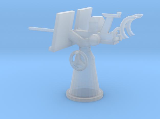 1/96 Scale 20mm Gun Mount Mk2 in Smooth Fine Detail Plastic