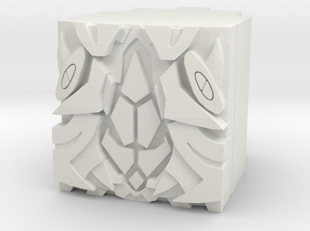 Onyx Prime Power Core in White Natural Versatile Plastic