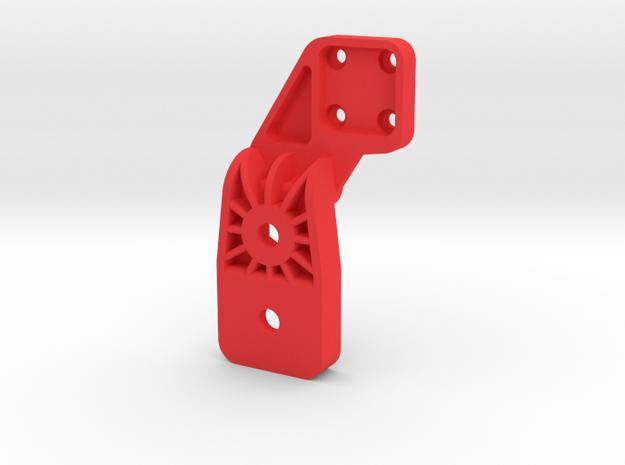 Preston HU3 to CineRT LED Display (Part CRT-HU3PI) in Red Processed Versatile Plastic