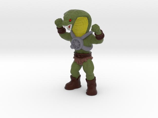 "Sahak - 1.75"" Figurine, multi-color in Natural Full Color Sandstone: d3"