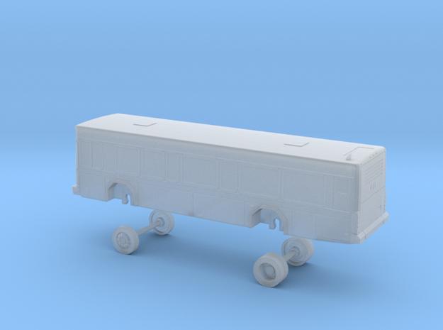 N Scale Bus Gillig Low Floor SFSU 59 in Smooth Fine Detail Plastic