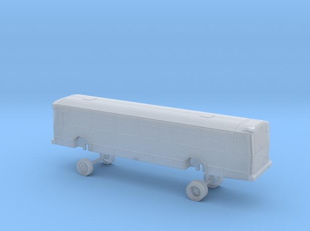 N Scale Bus Gillig Phantom SLORTA 167-168 in Smooth Fine Detail Plastic
