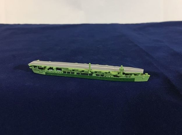 Shimane Maru 1/1800 in White Natural Versatile Plastic
