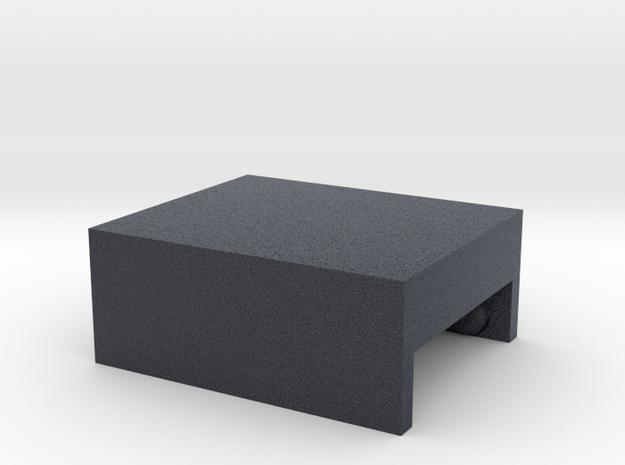 5P-104060-000-3DP in Black PA12