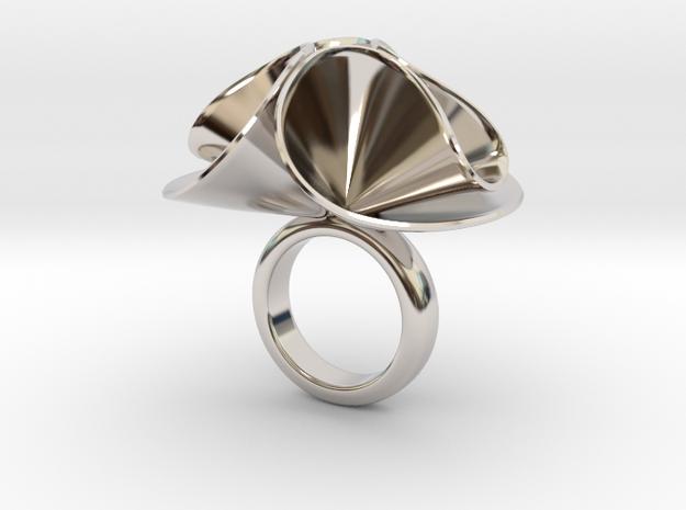 Bilo - Bjou Designs in Rhodium Plated Brass