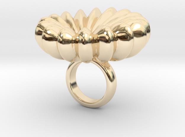 Fabo - Bjou Desings in 14k Gold Plated Brass