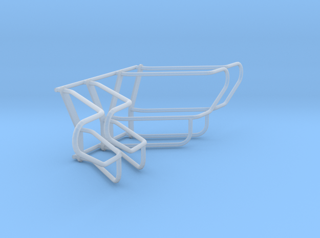 Motormax_explorer_light_guards in Smooth Fine Detail Plastic