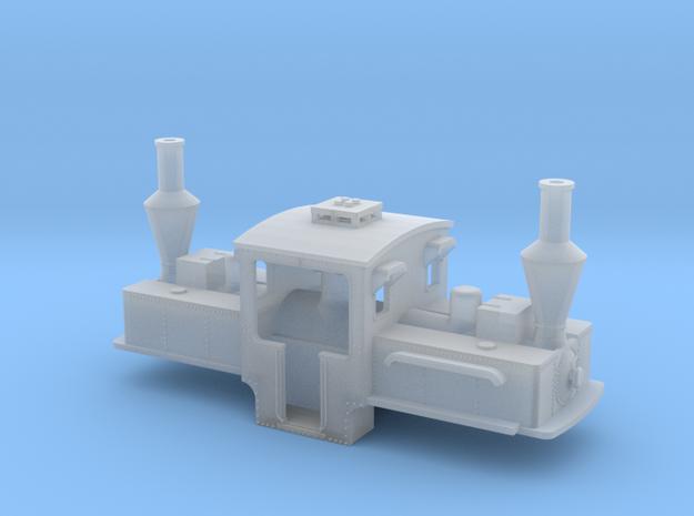 B-1-160-pechot-bourdon-1c in Smooth Fine Detail Plastic