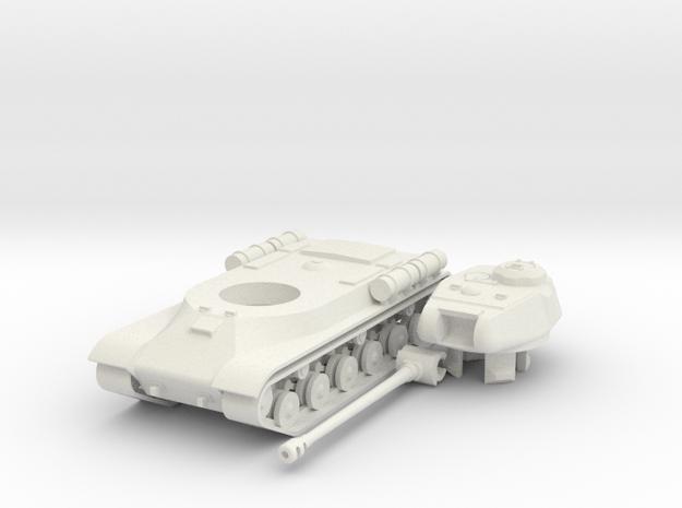 1/100 IS-2 in White Natural Versatile Plastic