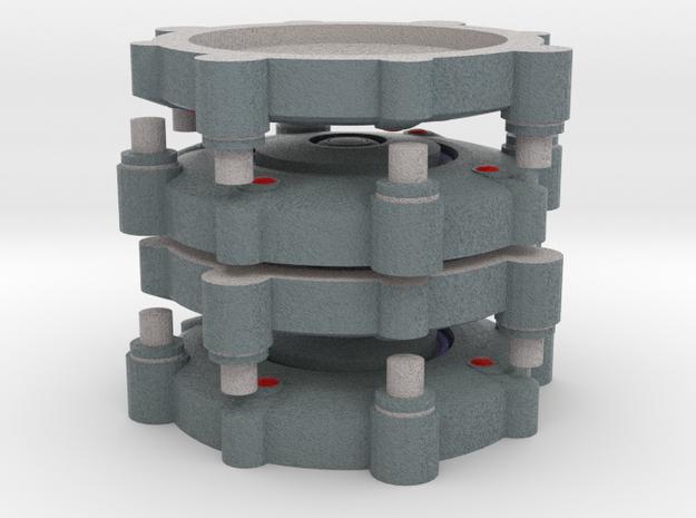 Legion Landmine in Natural Full Color Sandstone