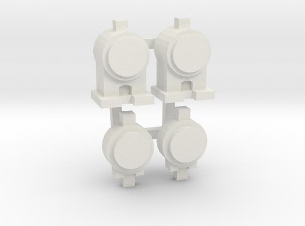 OO / HO Lamp & Tail Lamp x2