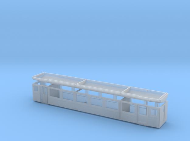 BVZ BDR 2295-2296 in Smooth Fine Detail Plastic: 1:150