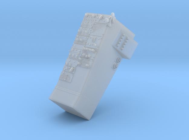 Vario UH-1 Center Console 1/7 in Smooth Fine Detail Plastic