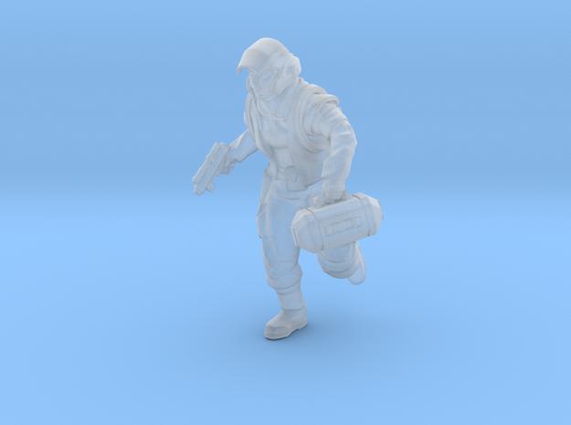 Insurgent Combat Medic in Smoothest Fine Detail Plastic