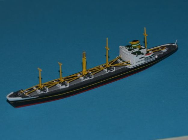 1:1250 ship model Grotedyk Holland America Line in Smooth Fine Detail Plastic
