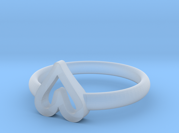 ring hearth size 6.5 in Smoothest Fine Detail Plastic