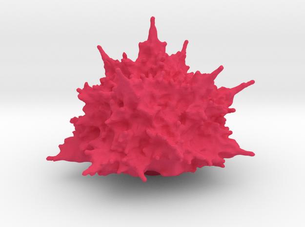 TF:Siege Explosion Effect Part (4cm diameter) in Pink Processed Versatile Plastic