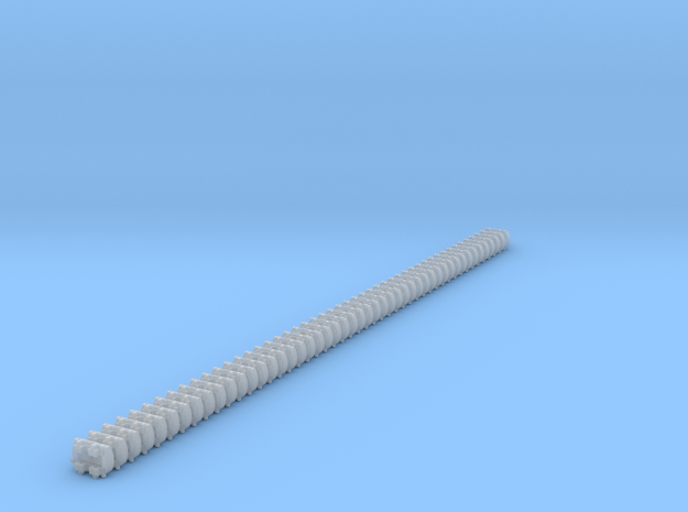 A-1-220-pechot-bogies-1a in Smooth Fine Detail Plastic