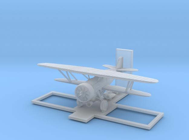 1/350 scale Curtiss BF2C-1 Goshawk in Smoothest Fine Detail Plastic