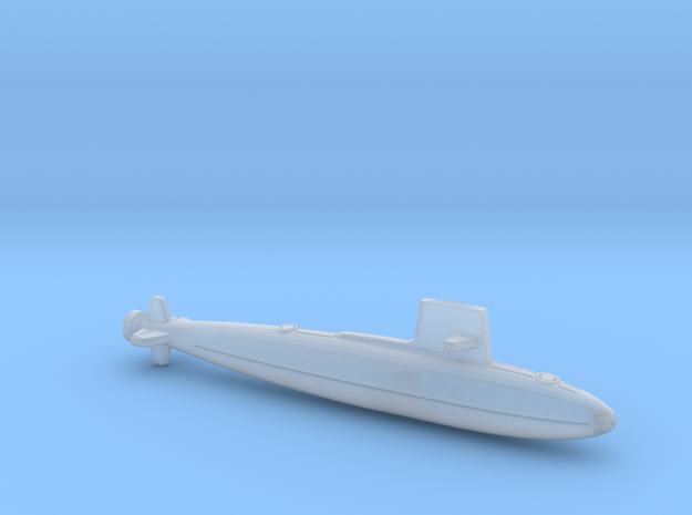SKIPJACK FH - 2400 in Smooth Fine Detail Plastic