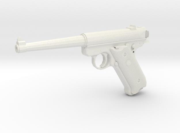 1:6 Miniature Ruger KMK1116 Gun