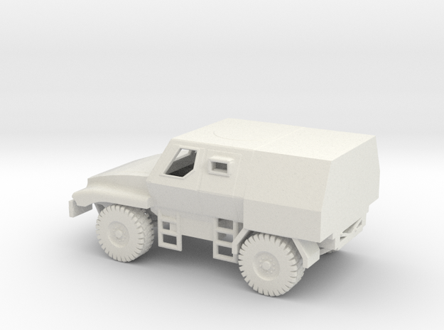 1/100 Scale Caiman 4x4 BAE Systems MRAP