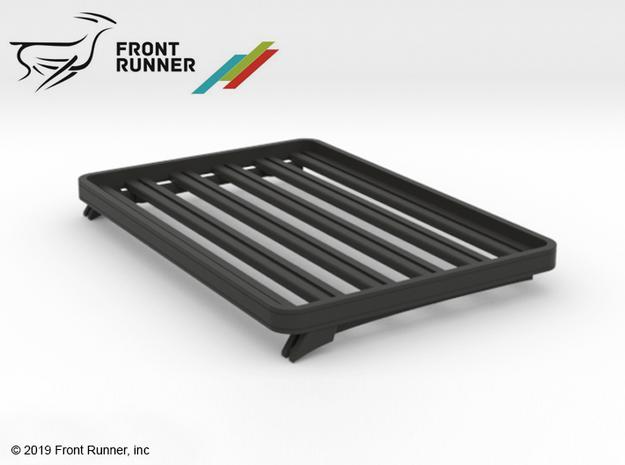PM10011 Metric Overland roof rack in Black Natural Versatile Plastic