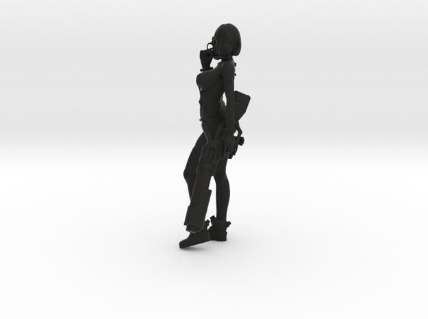 1/12 Gantz Anzu Sci-Fi Girl w Pistol and Rifle