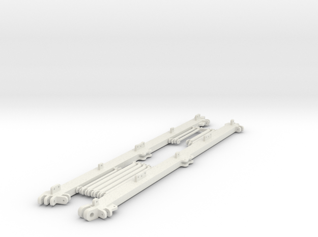 main_frame_left_top_section in White Natural Versatile Plastic