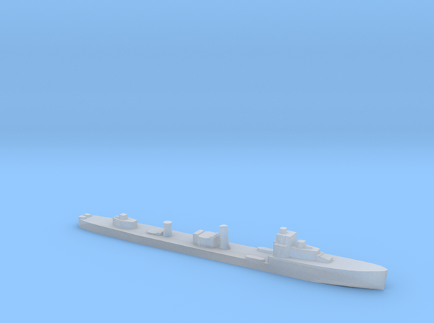 HMS Velox LR Escort 1:2400 WW2 in Smoothest Fine Detail Plastic
