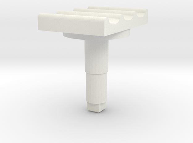 STEM_2WAY_ROCKER_5_WASHBOARD in White Natural Versatile Plastic