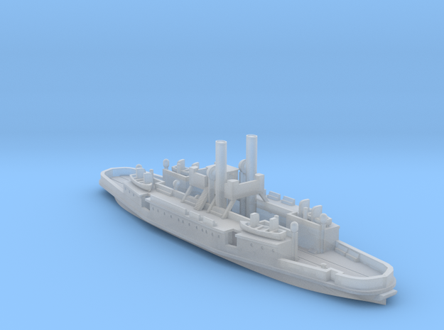 Trainferry D/F Helsingborg (1902) 1/1250 scale in Smoothest Fine Detail Plastic