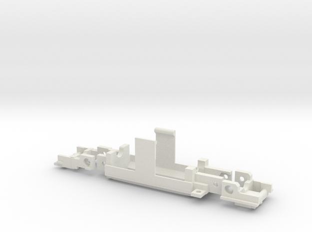 Sv12/Sr12/Dv12  apurunko Roco in White Natural Versatile Plastic