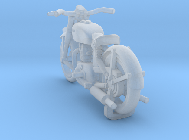Triumph Speed Twin 1:120 TT in Smooth Fine Detail Plastic